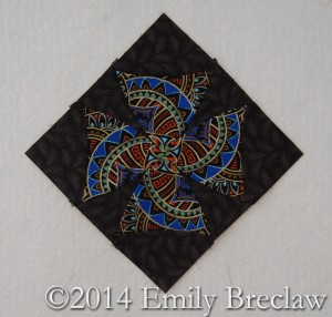 Downton Abbey from Andover- block three- Emily Breclaw