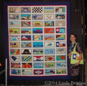 AMB blog tour quilt