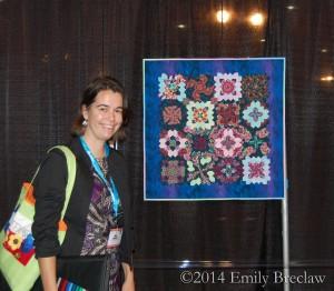 Emily Breclaw Hoffman Challenge Quilt 2014