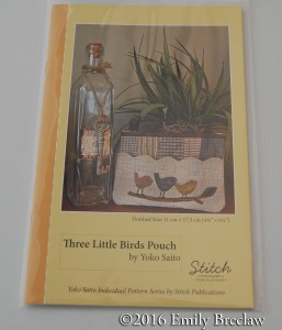 Three little birds pattern
