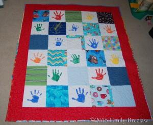 Quilt Patterns For Kindergarten : Kindergarten Quilt Finishes - The Caffeinated Quilter